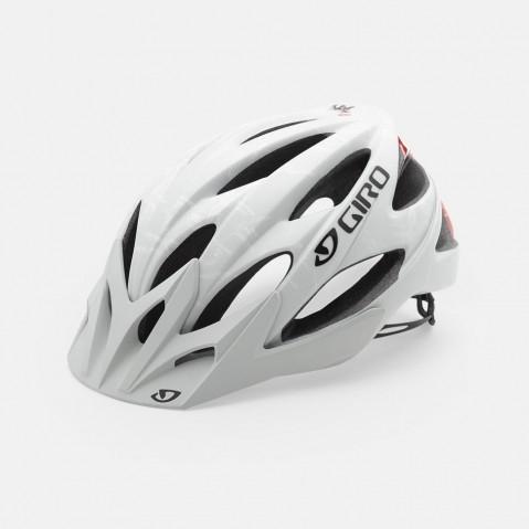 Casque VTT Giro XAR Blanc mat - S (51-55)