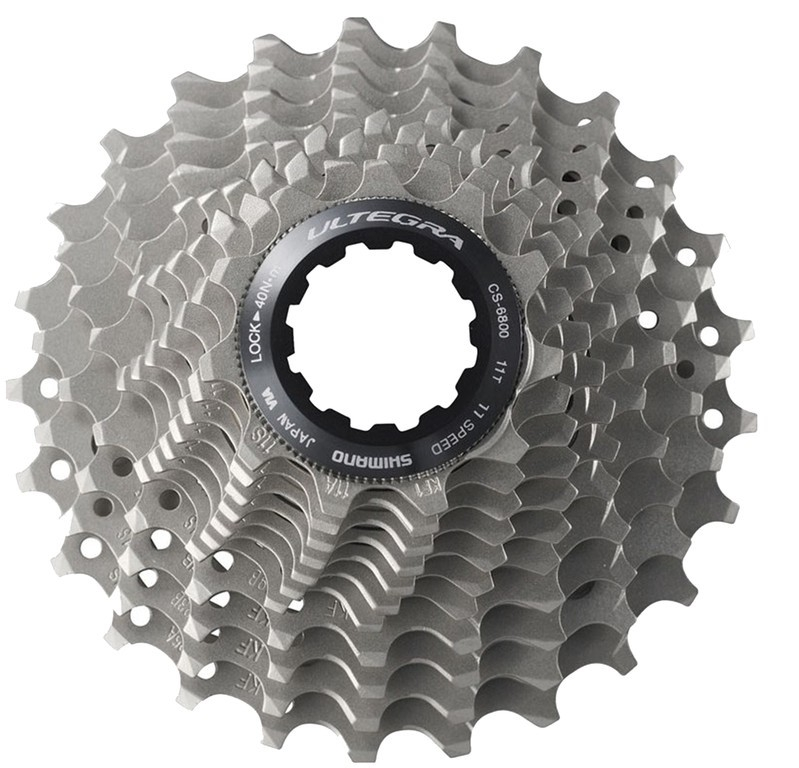 Cassette Shimano Ultegra CS-6800 12-25 dents 11 vitesses