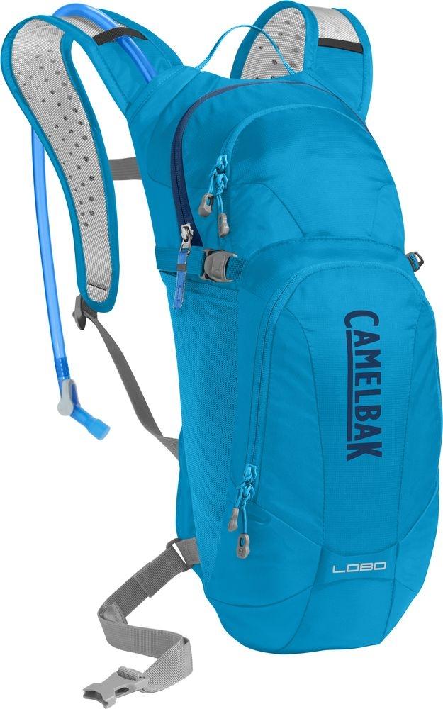 Sac à dos d'hydratation CamelBak Lobo 100 6 L Atomic Bleu/Pitch Bleu