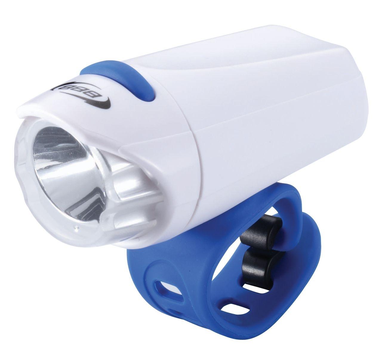 Éclairage AV BBB EcoBeam LED À piles Blanc/Bleu - BLS-75