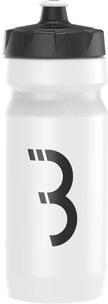 Bidon 550 ml BBB CompTank clear print Blanc/Noir - BWB-01