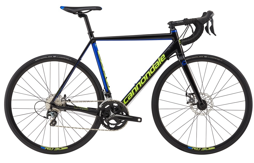 Vélo Cannondale CAAD Optimo Disc Tiagra - 56