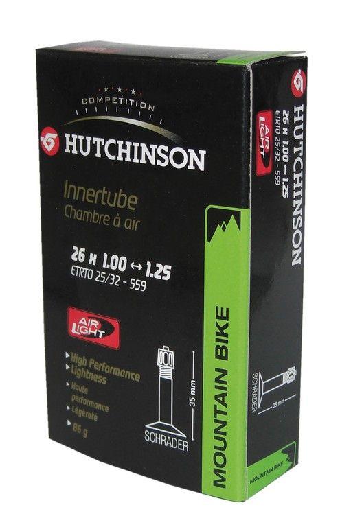 Chambre à air Hutchinson Air Light 26x1.00/1.25 Presta 48 mm