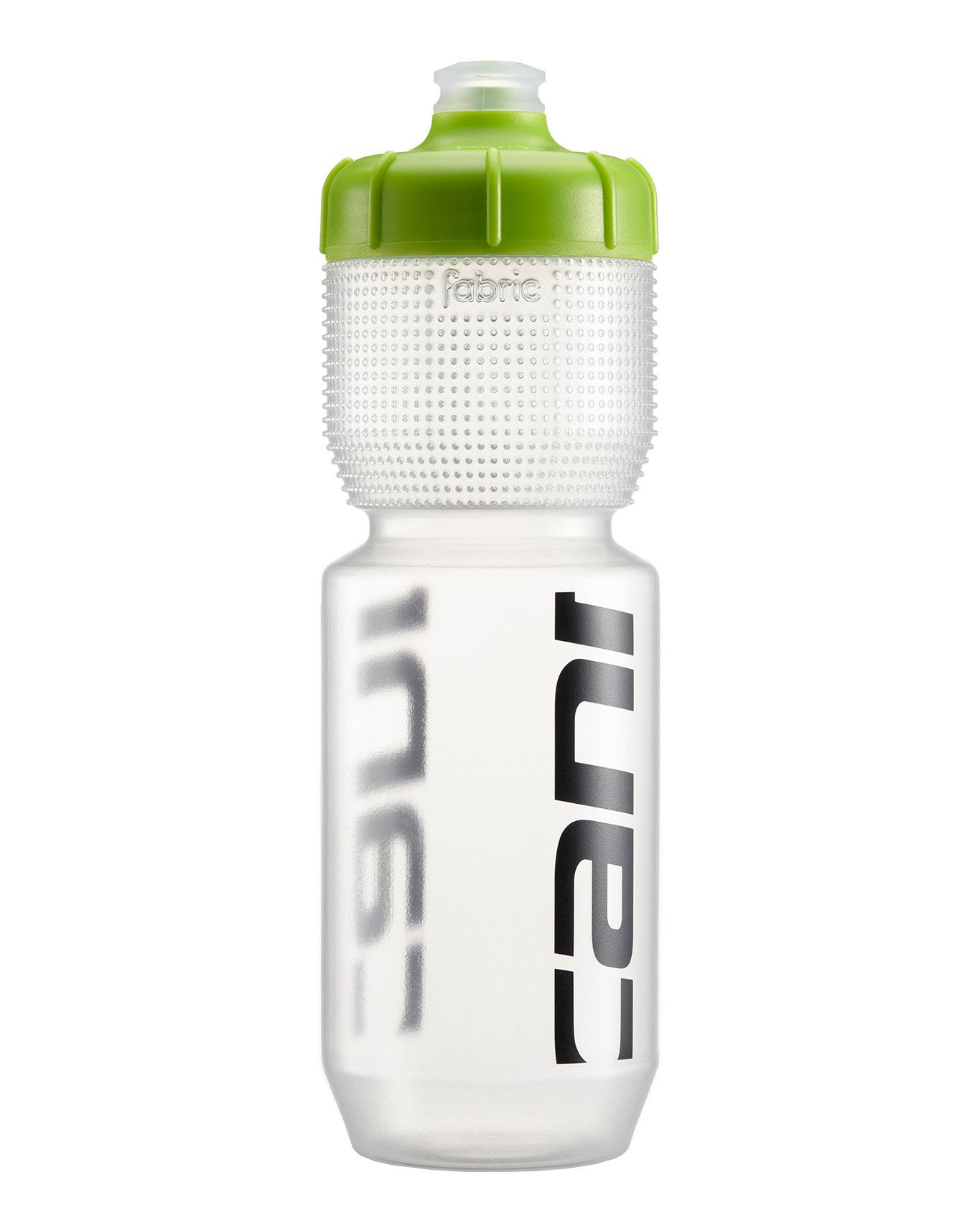 Bidon Fabric Cannondale Logo Bottle 750 ml Transparent/Vert