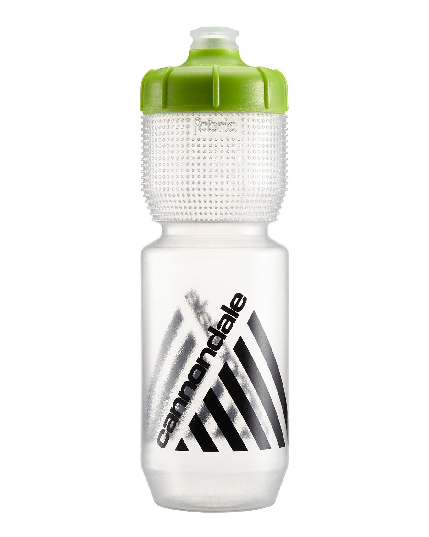 Bidon Fabric Cannondale Retro Graphic 750 ml Transparent/Vert