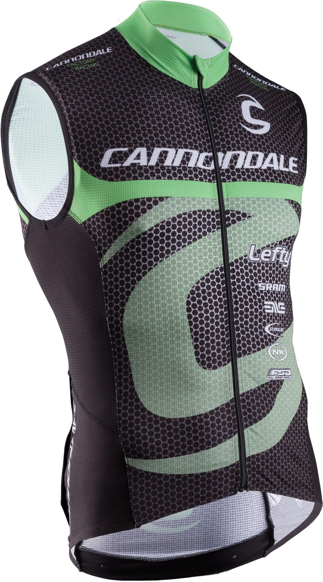 Maillot Cannondale Pro Jersey Factory Racing CFR - S