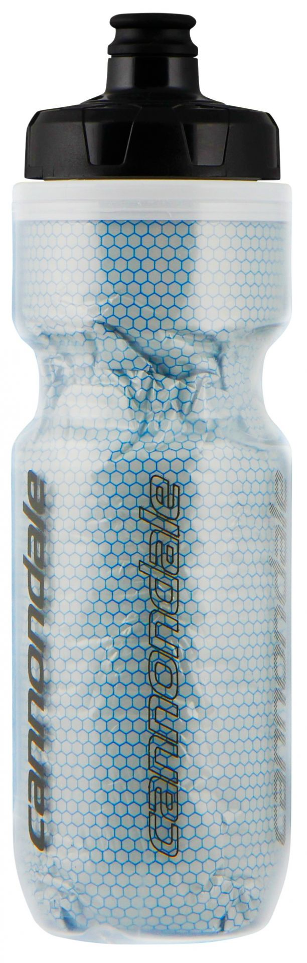Bidon isotherme Cannondale Fade Insulated Multi 620 ml Gris/bleu