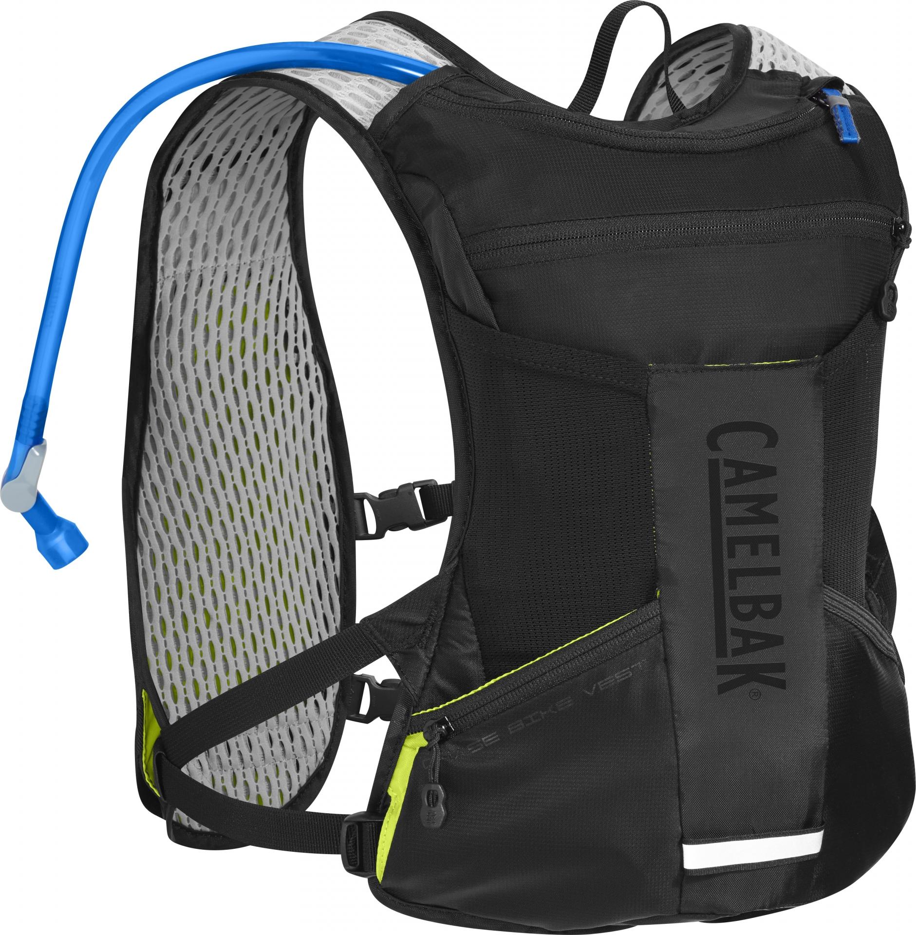 Gilet dhydratation CamelBak Chase Bike Vest 2,5 L Noir
