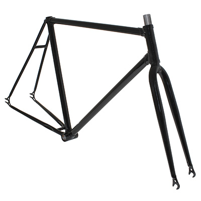 Kit Cadre et fourche fixie / single speed - 54 cm