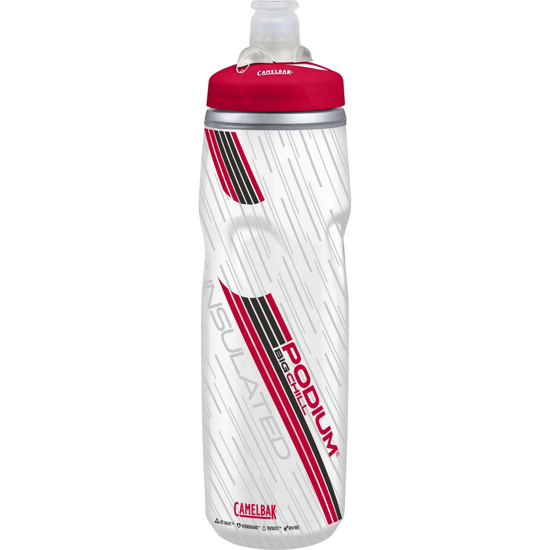 Bidon isotherme Camelbak Podium Big Chill 0.75 L Rouge