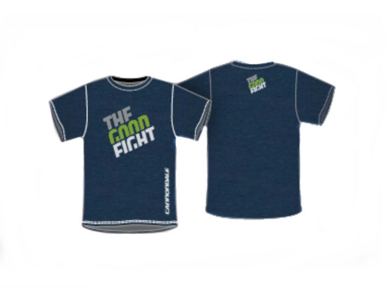 T-Shirt Cannondale The Good Fight - L