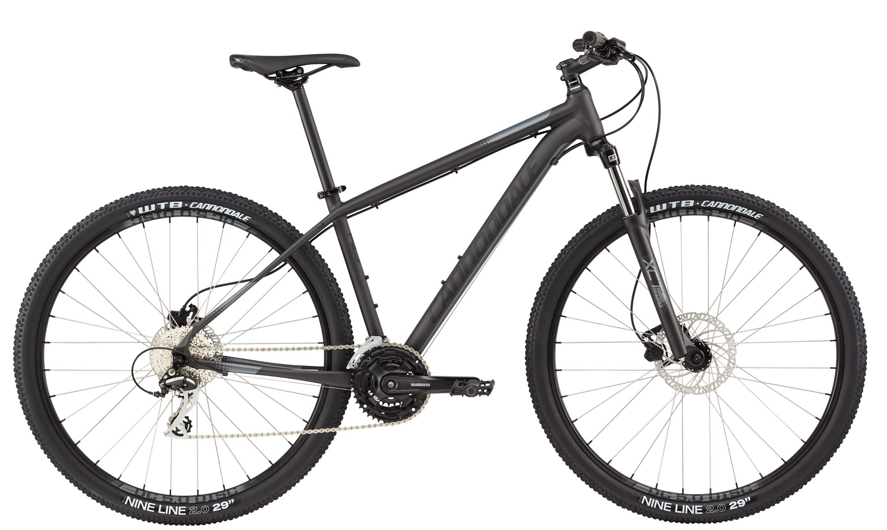 VTT Cannondale Trail 6 27.5/29\