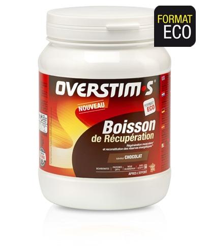 Boisson énergétique Boisson De Récupération Format Éco 750g Overstims - Vanille