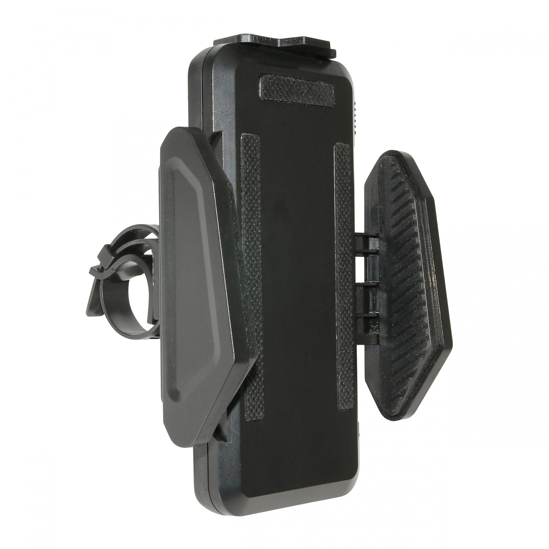 Support Smartphone universel Fixation Cintre Pour 59x98 à 124x158 mm