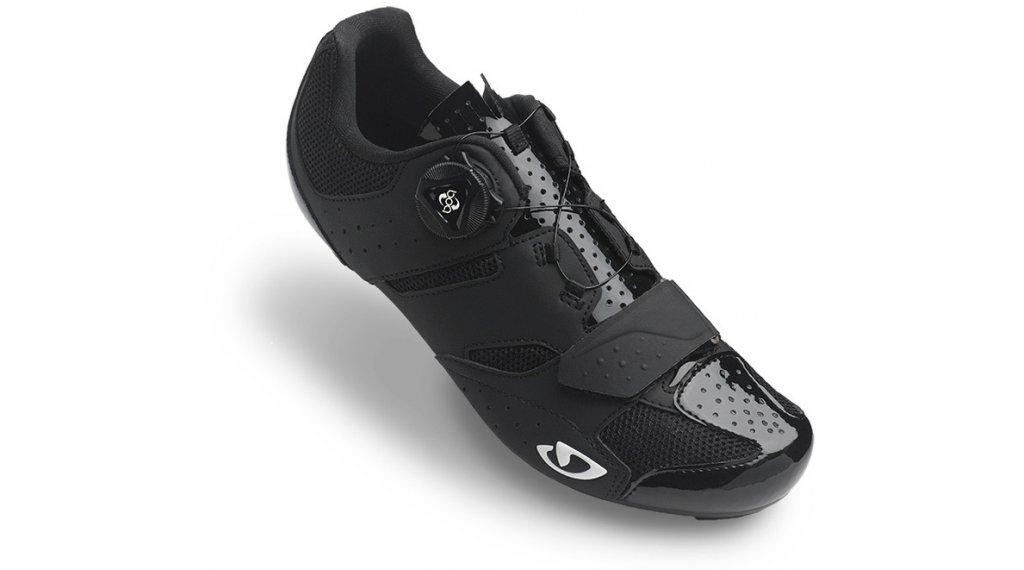 Chaussures route femme Giro SAVIX Women Noir/Blanc - 37