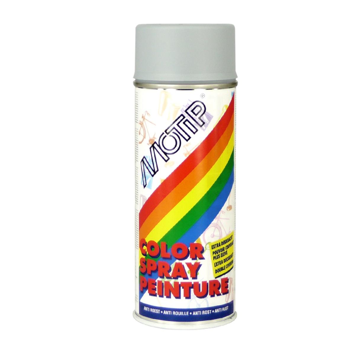 Bombe apprêt 400 ml glycéro blanc M01611