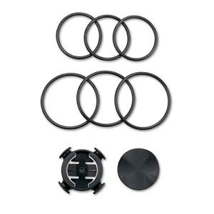 Support vélo Garmin Edge 200, 500, 510, 800, 810, 1000 (Élastiques + base)