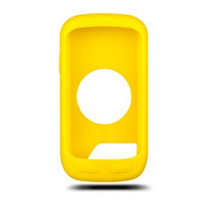 Housse de protection silicone Garmin Edge 1000 Jaune
