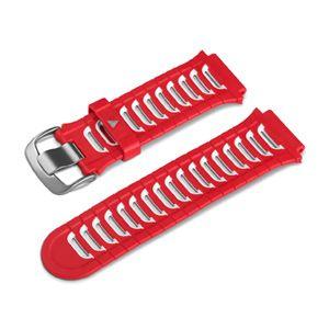 Bracelet de remplacement Garmin Forerunner 920XT Blanc et Rouge