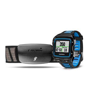 Montre GPS Garmin Forerunner 920XT HRM-Run Noir/bleu