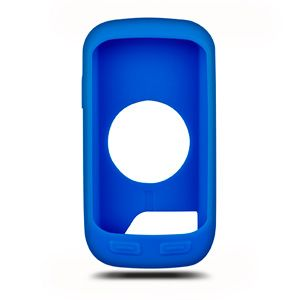 Housse de protection silicone Garmin Edge 1000 Bleu