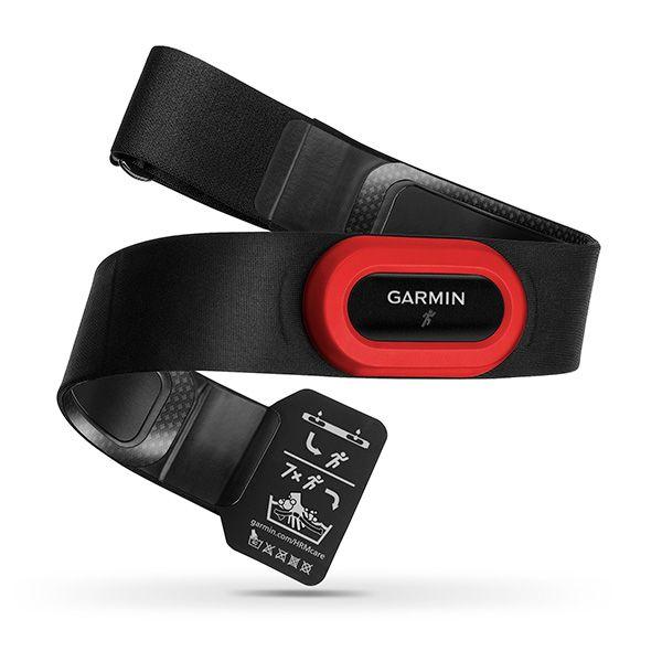 Ceinture cardio-fréquencemètre textile Garmin HRM-Run