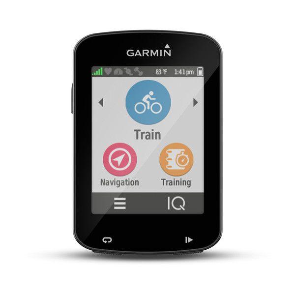 Compteur de vélo GPS Garmin Edge 820 Pack Cardio + Vitesse + Cadence