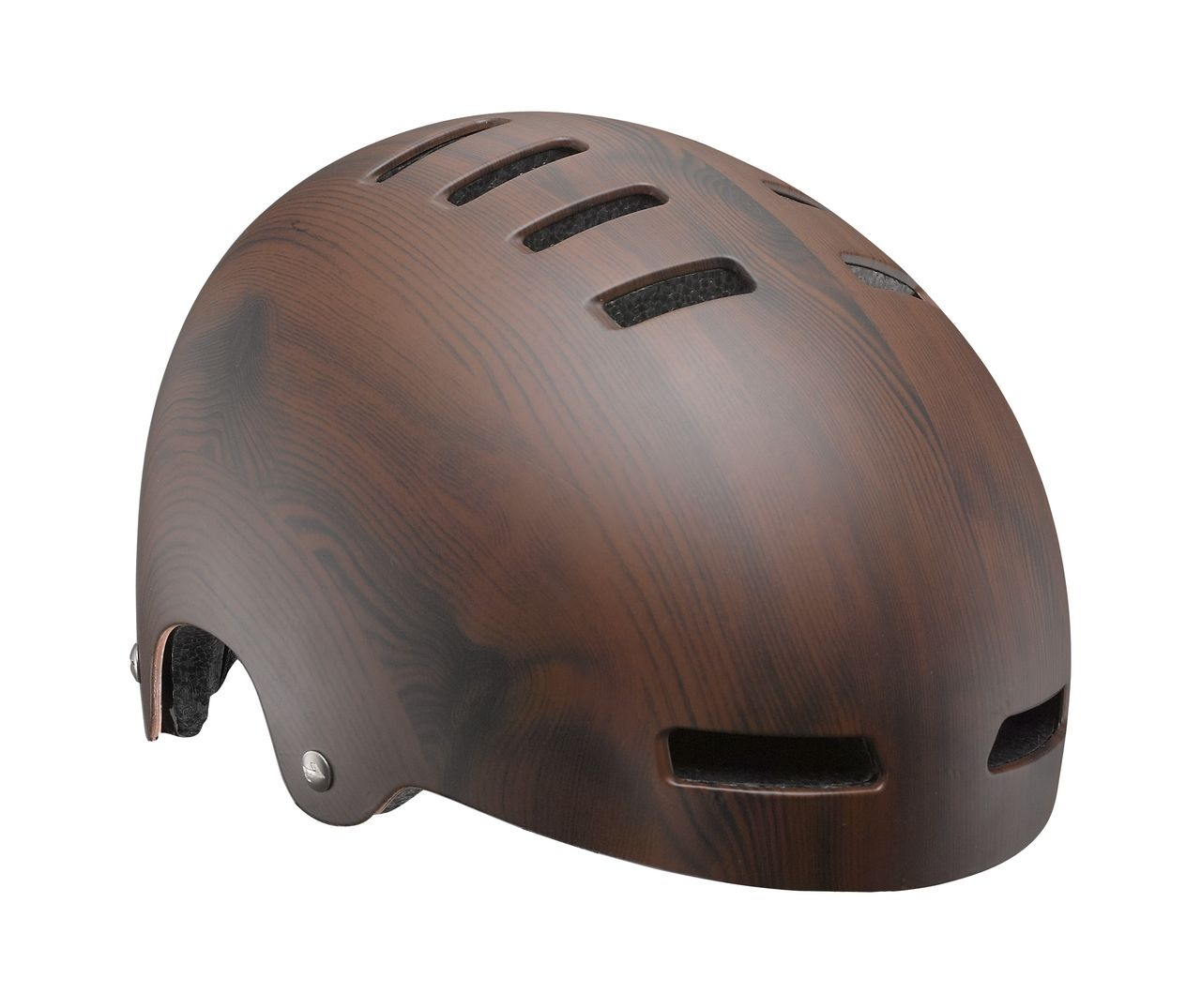 Casque Lazer STREET DELUX Brown Wood - S (52-56)