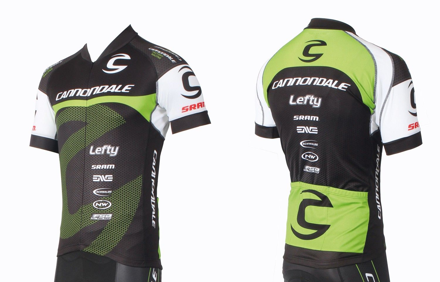 Maillot Cannondale Factory Racing CFR MC - L