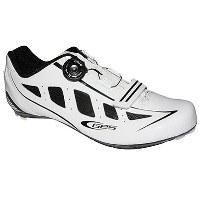 Chaussures route GES Speed Boa Blanc/Noir - 40