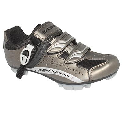 Chaussures VTT Exustar E-SM306 Microclip Gris - 39