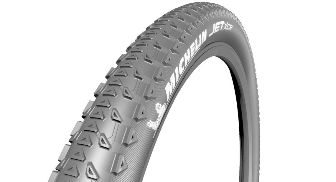 Pneu 29 x 2.25 Michelin Jet XCR Gum-X2D Tubeless Ready