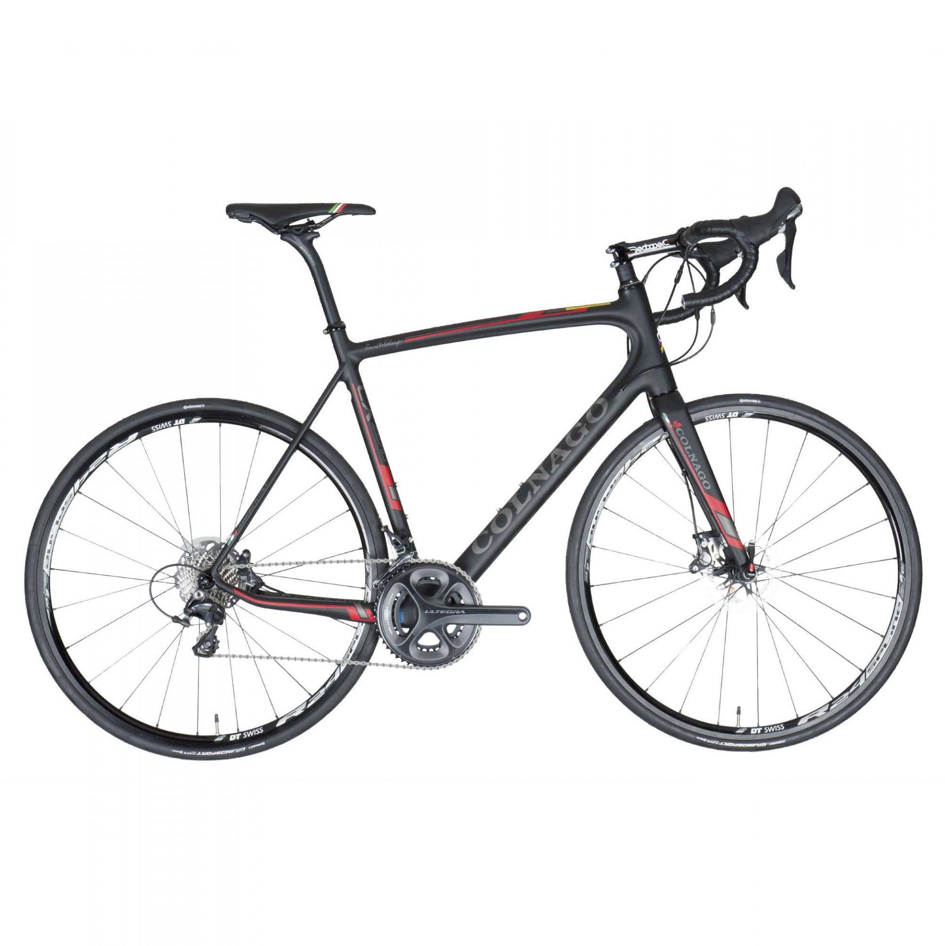 Vélo Colnago CX Zero Disc Ultegra 11V DT Swiss R24DB (LABR) 2015 - 540S