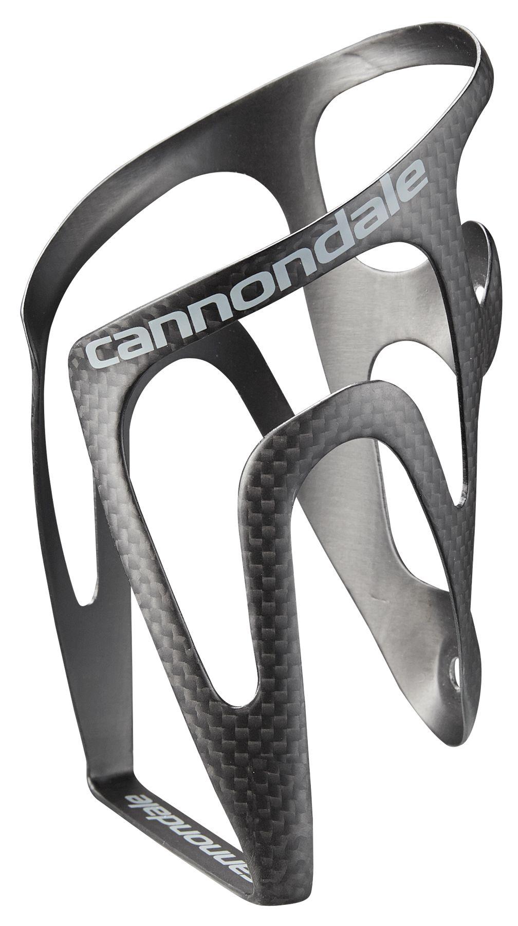 Porte-bidon Cannondale Carbon C-Speed Noir mat BBQ