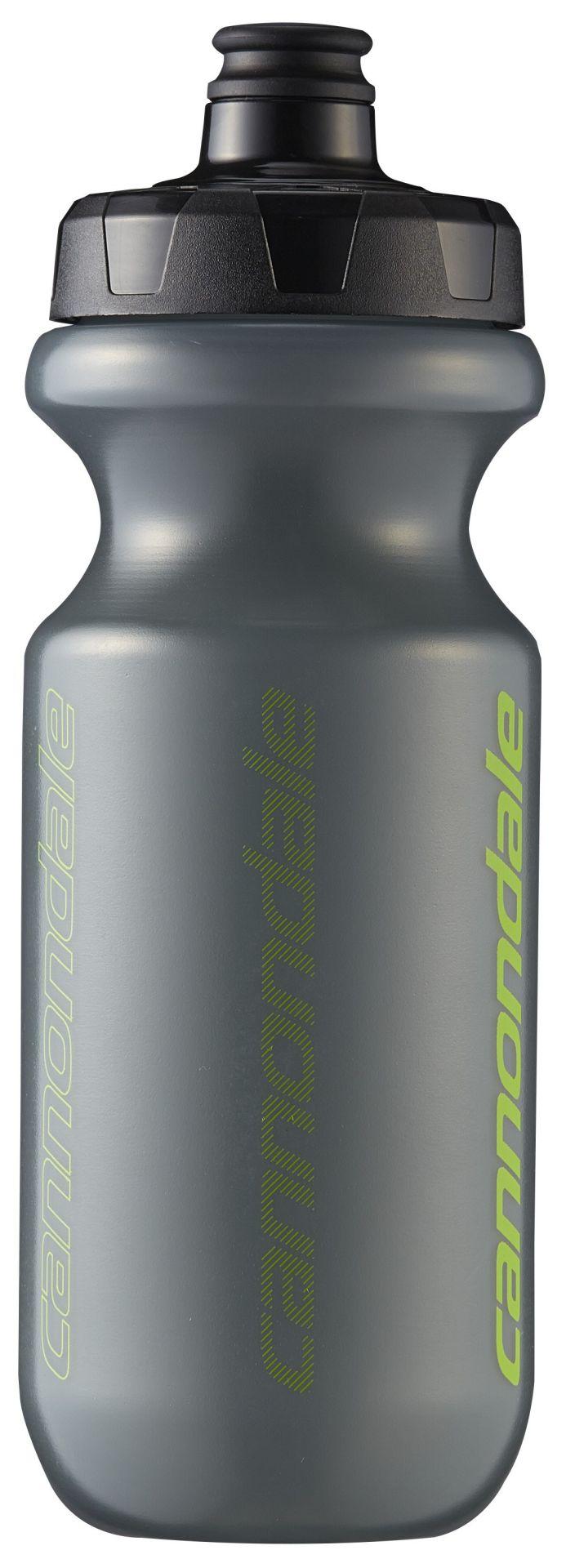 Bidon Cannondale Logo Fade Trans 500 ml Gris fumé