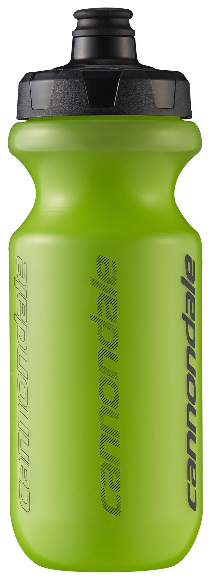 Bidon Cannondale Logo Fade Trans 500 ml Vert