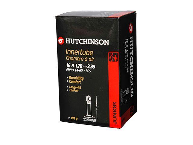 Chambre à air Hutchinson Standard 16 x 1.70/2.35 Schrader 35 mm