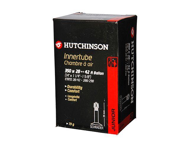 Chambre à air Hutchinson Standard 350x28/42 A Ballon Schrader 35 mm
