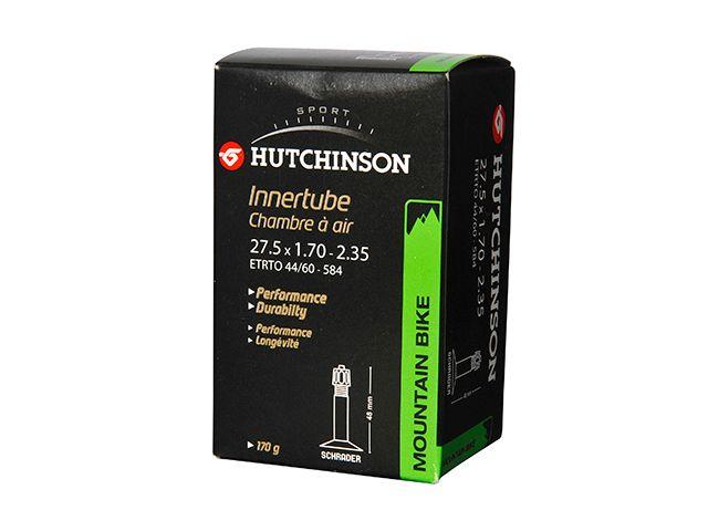 Chambre à air Hutchinson Standard 27.5 x 1.70/2.35 Schrader 48 mm