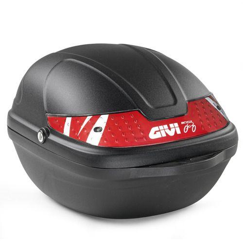 Top case vélo GIVI 14L Noir