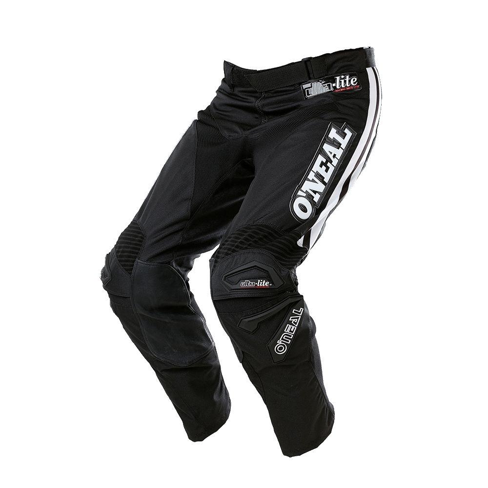 Pantalon O'Neal Ultra-Lite 75 Noir/Blanc - 38