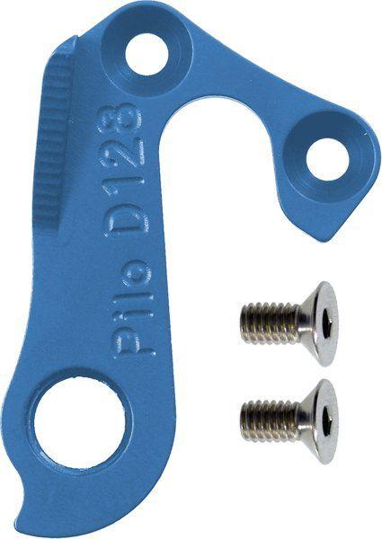 Patte de dérailleur Pilo D128 Bleu