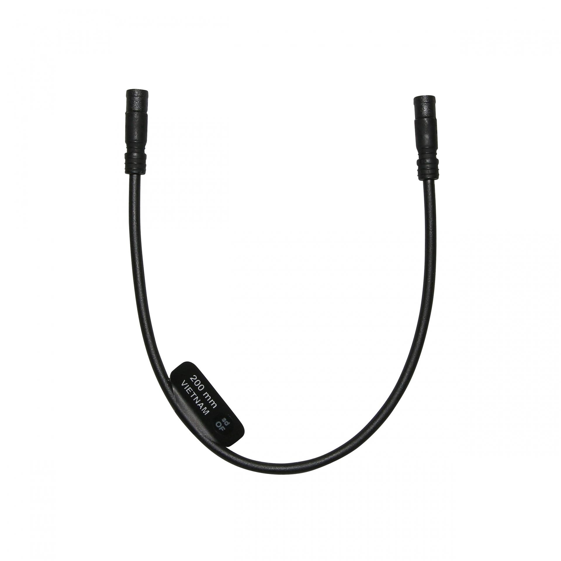 Câble électrique Shimano Di2 EW-SD50 L. 200 mm (L'unité)