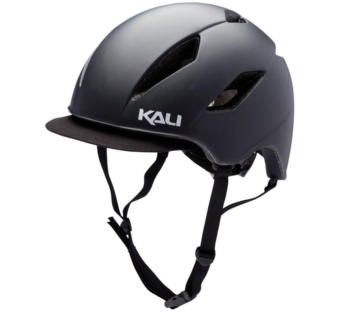 Casque Kali Protectives Danu Solid Noir mat - L/XL / 58-61 cm