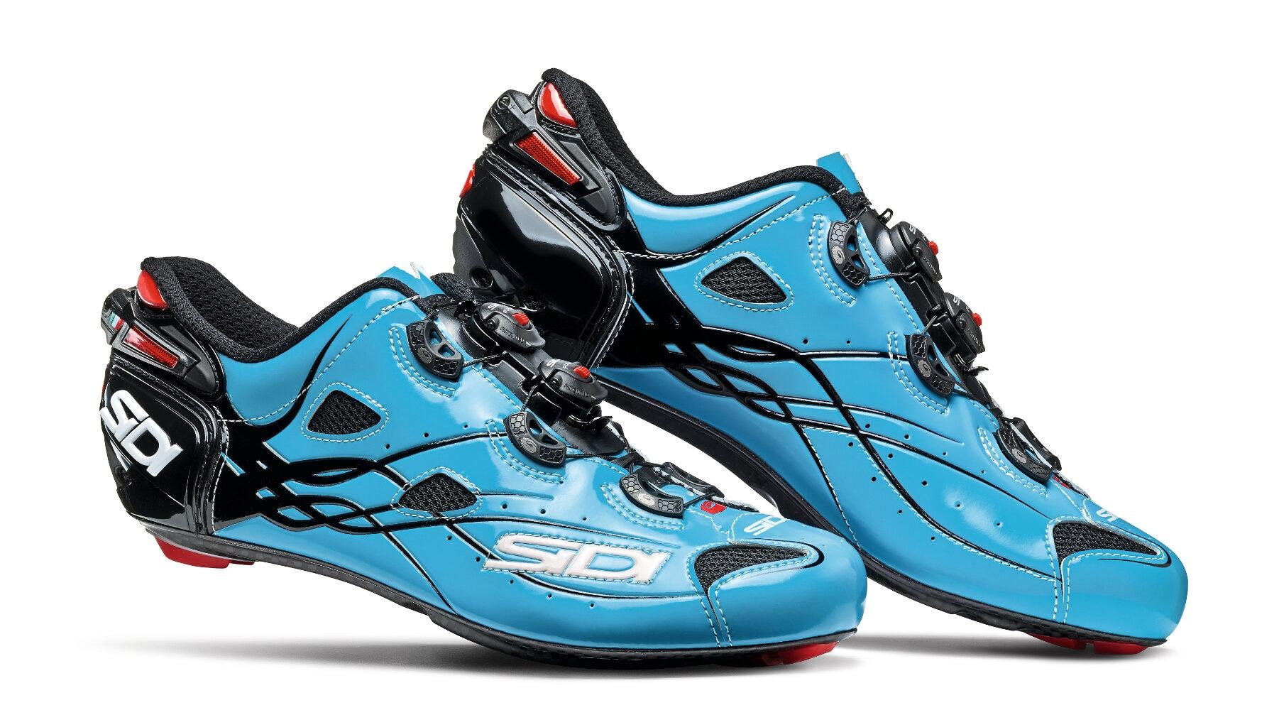 Chaussures Sidi SHOT Bleu Sky/Noir - 42