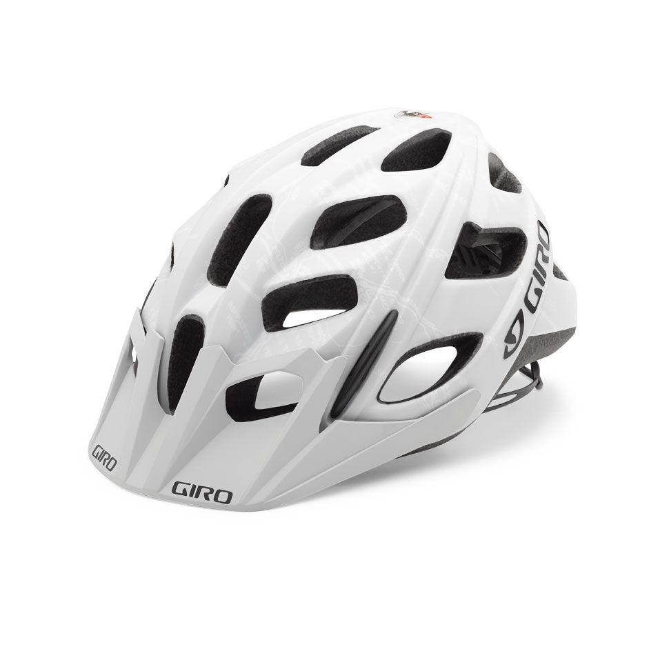 Casque Giro HEX blanc mat - S (51-55)