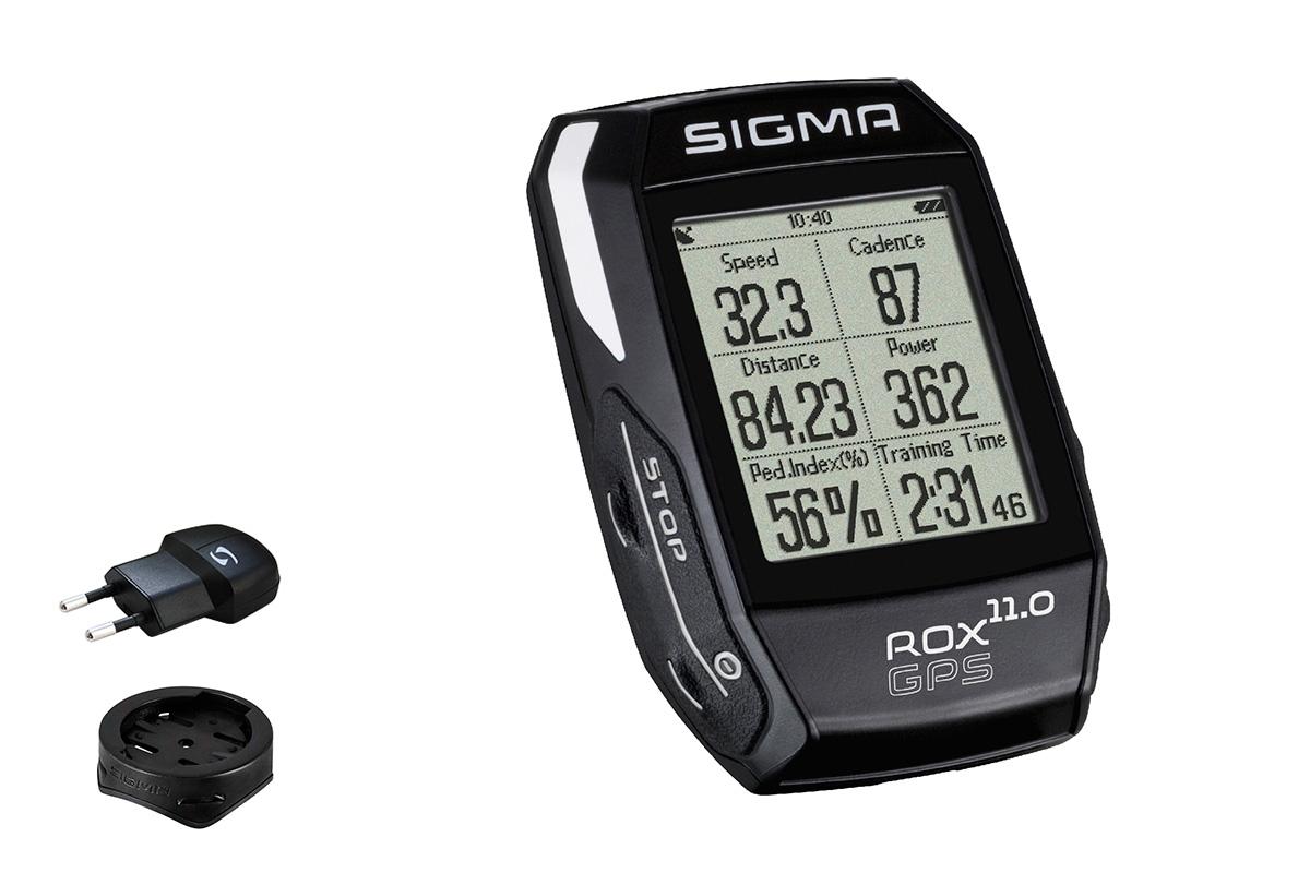 Compteur Sigma Rox 11.0 GPS Noir