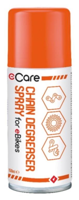 Dégraissant chaîne Weldtite E-Care pour VAE Spray 150 ml