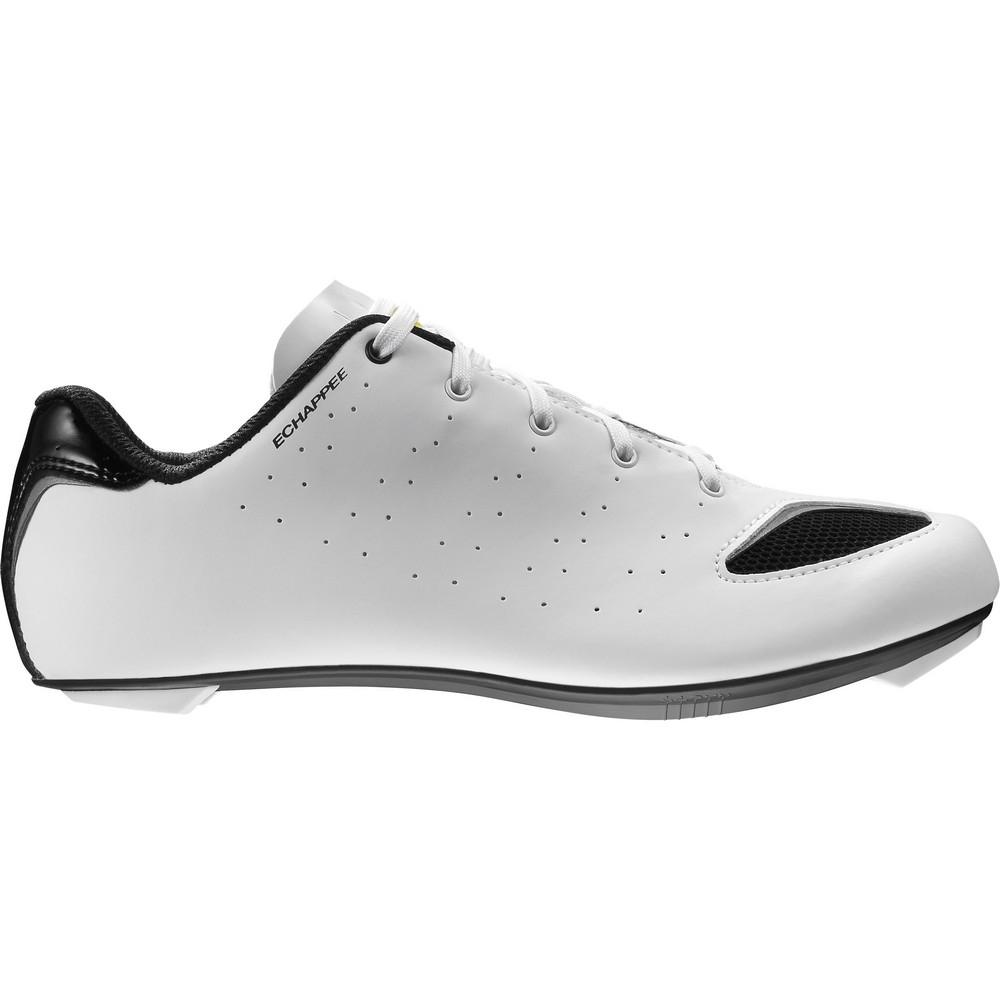 Chaussures femme Mavic Échappée Blanc/Noir/Noir - 37 1/3