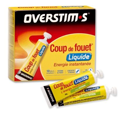 Coup De Fouet Liquide Overstims (10 tubes) - Mojito